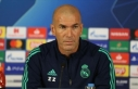 Real Madrid Teknik Direktörü Zidane: Kazanmak için...