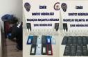İzmir'de iki ayrı kaçakçılık operasyonu:...