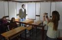 Malatya'daki Kemal Sunal anı odasında ziyaretçi...