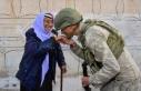 MSB, Mehmetçiğin Rasulayn'daki yaşlı kadının...