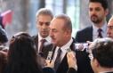 Bakan Çavuşoğlu: Libya ile buna benzer askeri ve...