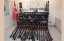 Gaziantep'te av bayilerine 'ruhsatsız silah'...