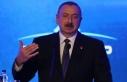 Azerbaycan Cumhurbaşkanı Aliyev'den, Erdoğan'a...