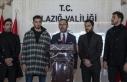 Bakan Kasapoğlu futbolcularla depremin yaşandığı...