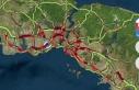 İstanbul'da trafik yoğunluğu yüzde 80'e...