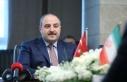 Sanayi ve Teknoloji Bakanı Varank: İran ile çok...