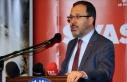 Bakan Kasapoğlu AK Parti Siyaset Akademisi açılış...