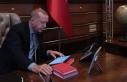 Cumhurbaşkanı Erdoğan depremle ilgili Bakan Soylu'dan...