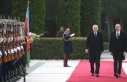 Erdoğan Azerbaycan Cumhurbaşkanı Aliyev tarafından...