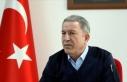 Milli Savunma Bakanı Akar: 200'ü aşkın rejim...