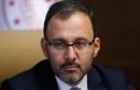 Gençlik ve Spor Bakanı Kasapoğlu: Yurt ücretleri...