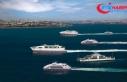 İstanbul'da deniz otobüsü ve feribot seferleri...