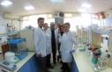 TOGÜ'de Kovid-19 tanı kitinde kullanılan enzimler...