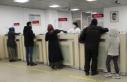 İstanbul'da vatandaşlar bin TL yardım parasını...