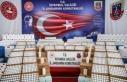 İstanbul'da yaklaşık 8 ton sahte dezenfektan...