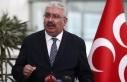 MHP'li Yalçın: Devlet Bahçeli ve MHP, bin yıllık...