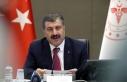 Sağlık Bakanı Koca: Son 24 saatte vefat sayısı...