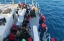 Yunanistan Sahil Güvenlik ekipleri 26 sığınmacıyı...