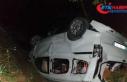 Hatay'da otomobil uçuruma yuvarlandı: 3 ölü,...
