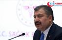 Sağlık Bakanı Koca: Salgınla mücadelede ülkemiz...