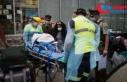 Şili'de Kovid-19 nedeniyle hastanelerin yoğun...