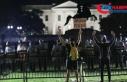ABD'nin başkenti Washington'da gösteriler...