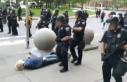 ABD'de polisin ittiği yaşlı adam kafa travması...