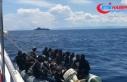 Çanakkale'de Türk kara sularına geri itilen...