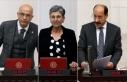 CHP'li Berberoğlu, HDP'li Güven ve Farisoğulları'nın...
