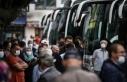 İstanbul'da şehirlerarası otobüs sefer sayısı...