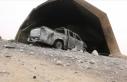 Libya ordusu Hafter milislerine ait 3 askeri aracı...