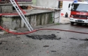 Ankara'da korkutan yangın: Mahsur kalan anne ve...