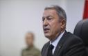 Milli Savunma Bakanı Akar, Doğu Akdeniz'deki...