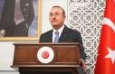 Bakan Çavuşoğlu'ndan uluslararası topluma...