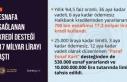 Bakanlık açıkladı: 'Esnafa kredi desteği 17...