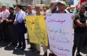 Filistinliler, İsrail'in ilhak planına 'hayır'...