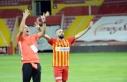 Hasan Hüseyin 2 maçta 3 gol attı