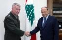 Lübnan Cumhurbaşkanı Avn, ABD Merkez Kuvvetler...