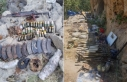 Pençe-Kaplan Operasyonu'nda PKK'ya ait...