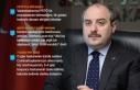 Sanayi ve Teknoloji Bakanı Varank: 3-4 gün boyunca...