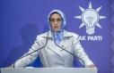 AK Parti Kadın Kolları Başkanı Çam: AK Parti...