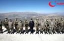 Milli Savunma Bakanı Akar ve komutanlardan Irak sınır...