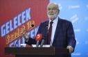 Saadet Partisi Genel Başkanı Karamollaoğlu: Bütün...