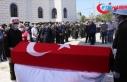 Şehit Uzman Çavuş Süleyman Ural son yolculuğuna...