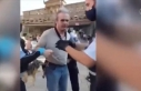 Alman polisinin görme engelli kişiye uyguladığı...