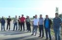 Azerbaycan'da Ermeni ateşi altındaki köyden...