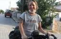 Bisikletiyle Doğu Avrupa ve Balkan turuna çıkan...