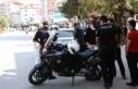 Bolu'da karantinada olması gereken 3 kişi otomobille...