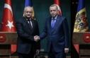 Cumhurbaşkanı Erdoğan, Moldova Cumhurbaşkanı...