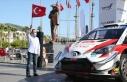 Dünya Ralli Şampiyonası'nın 5. yarışı...